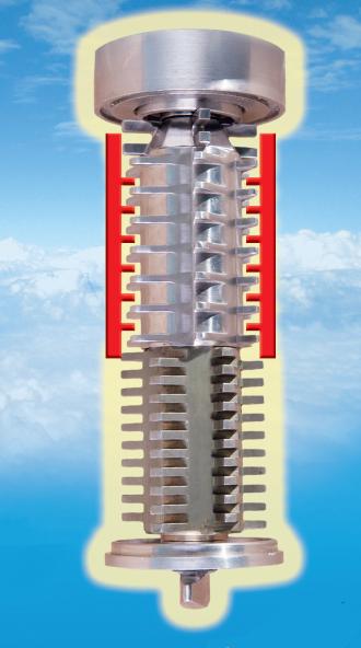 Ротор заливочной головки ППУ