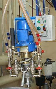 Оборудование для заливки пенополиуретана